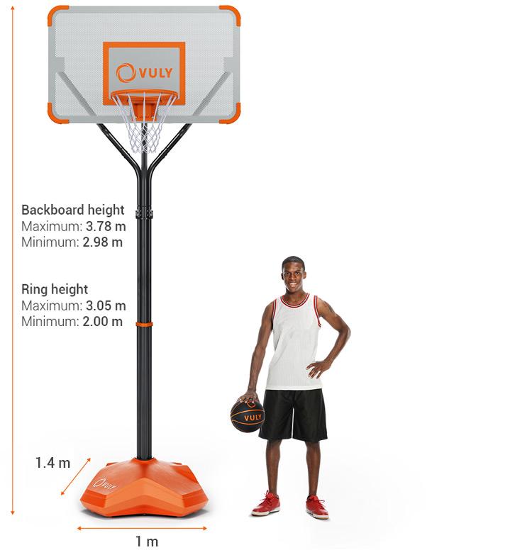 Slam Pro Basketball Hoop