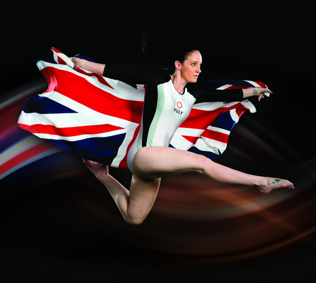 UK Olympic Trampolinist: Kat Driscoll