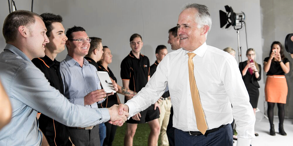prime-minister-malcolm-turnbull-vuly-trampolines-meet