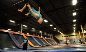 Trampoline Park in the States!