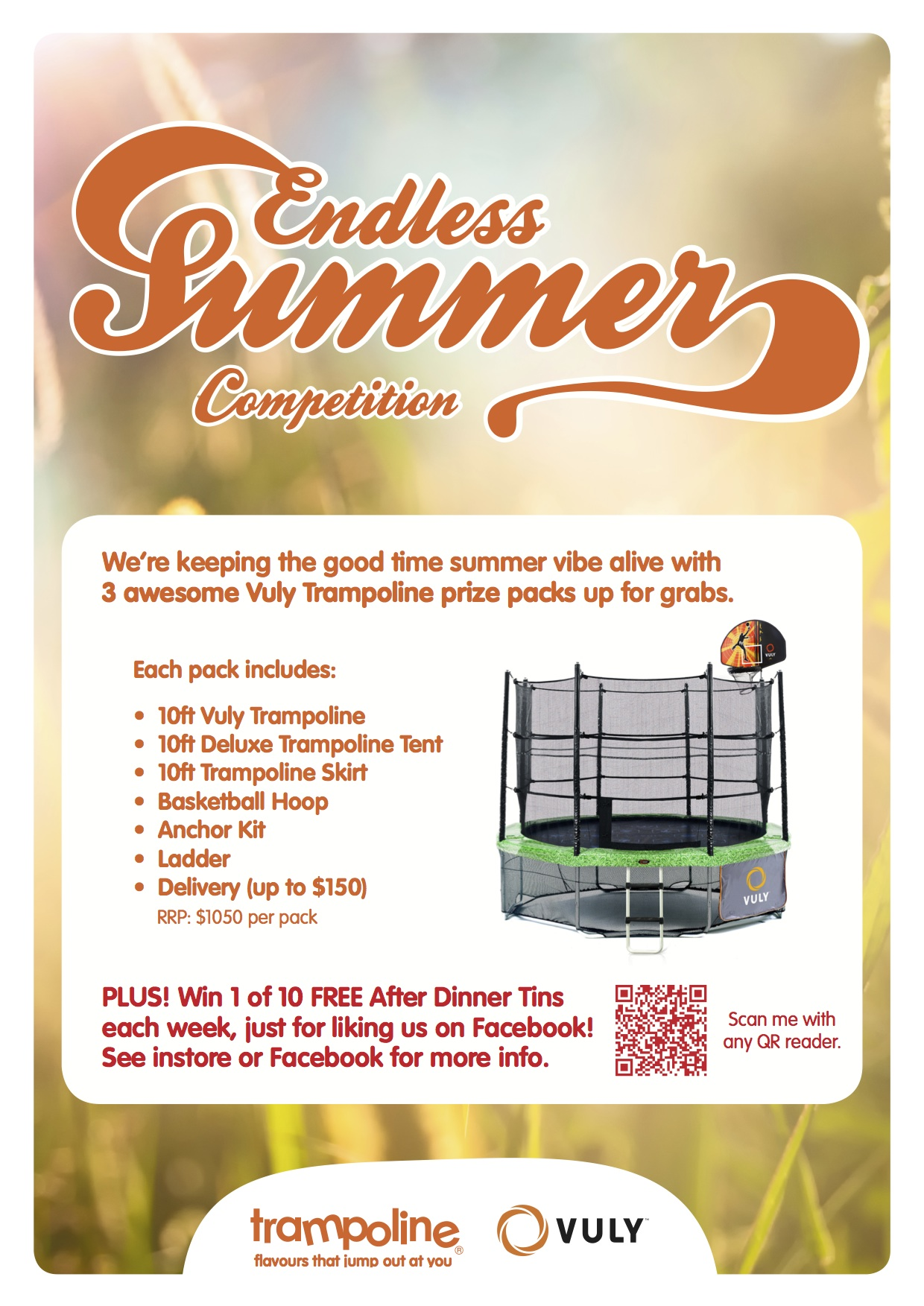 Endless Summer Competition
