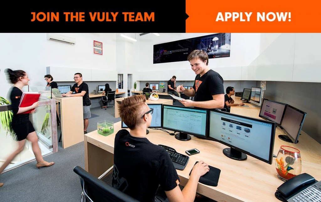 Join the Vuly Team