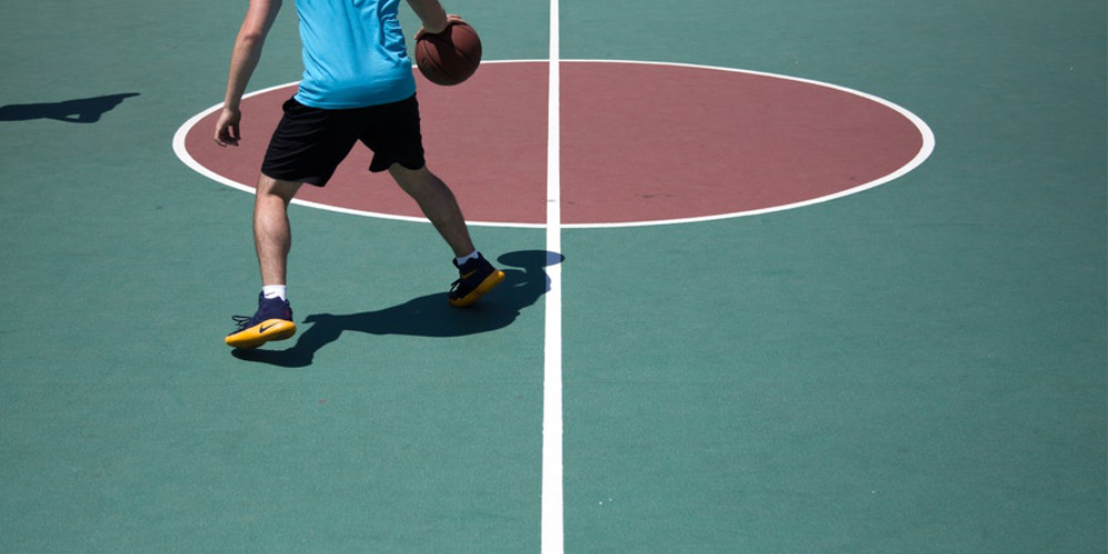 Basketball enhances spacial awareness