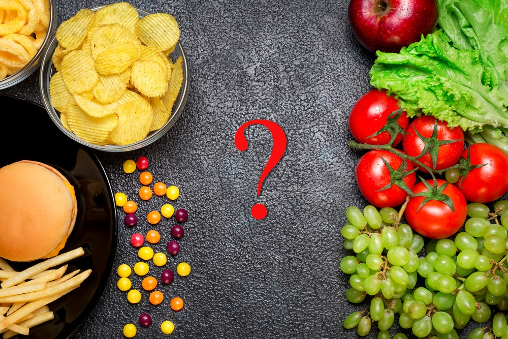 Healthy and Unhealthy Foods - Fact & Fiction Revealed