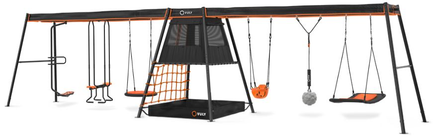 Full 360 Pro swing set