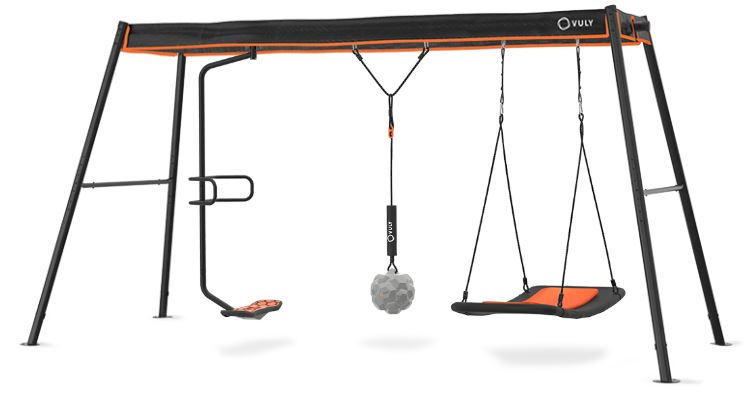 Large 360 Pro swing set