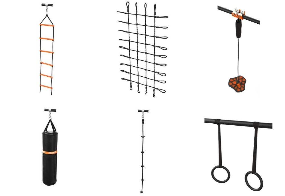 Monkey Bar accessories