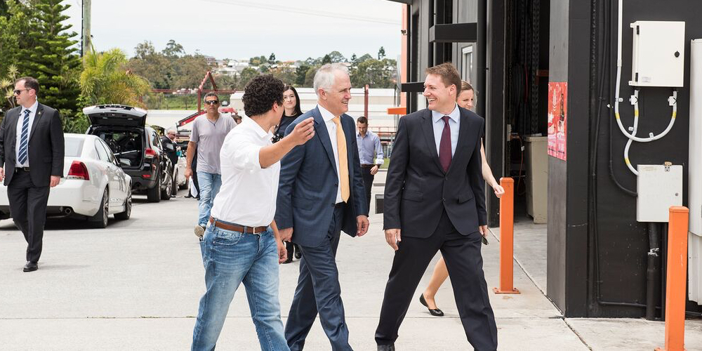 prime-minister-malcolm-turnbull-vuly-trampolines-tour