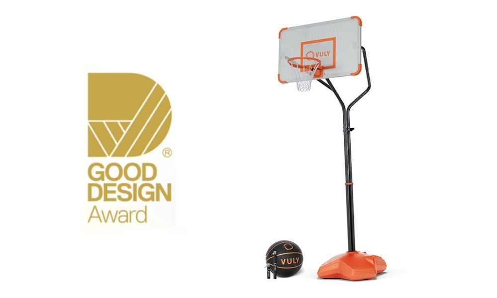 Slam Pro Good Design Award Winner