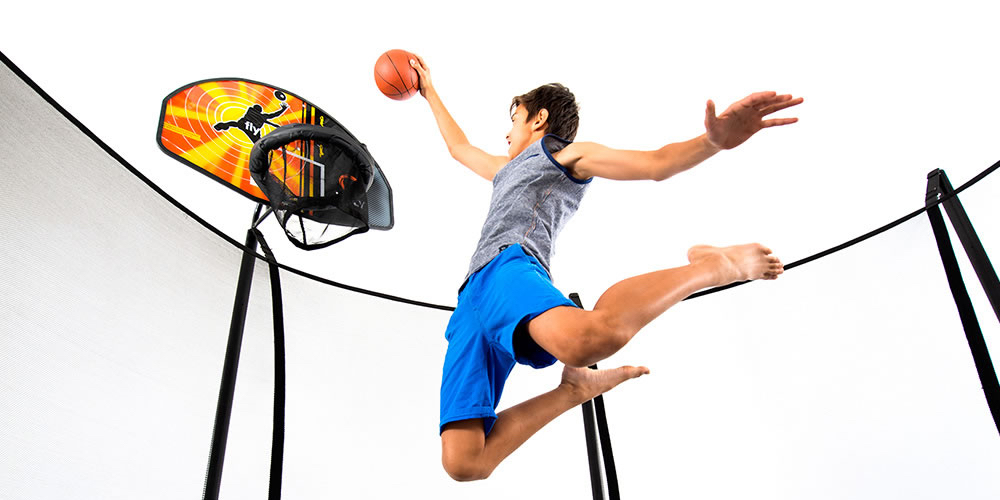 What are the benefits of basketball in your backyard?