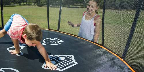 Trampoline Games - 12 Games To Play On The Trampoline