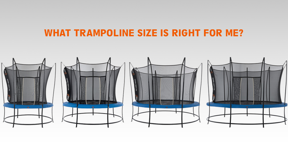 What Size Trampoline Is For Me?