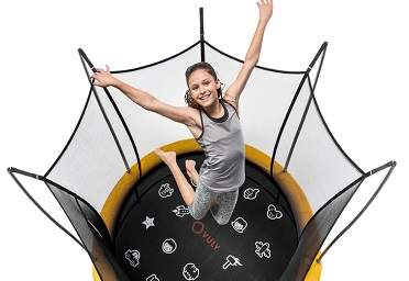 Kids Trampoline Models by Vuly Play - Best Quality & Safety