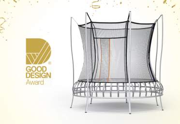 Vuly receives a Good Design Selection for our 360 Swing Set!