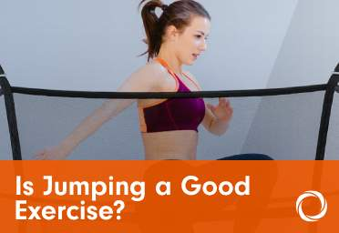 5 reasons why trampolines are great for exercise!