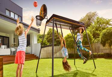 How the swing set has changed: Before and after 360 Pro
