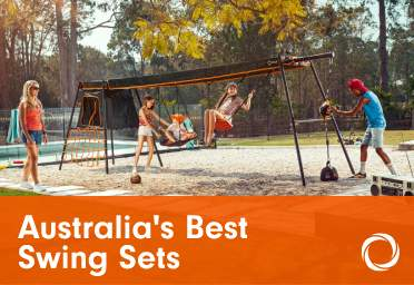 Best Swing Sets Australia – What is Right for You?