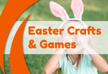 Easter Craft Activities & Games with Vuly