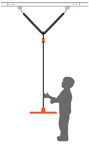 Child Strength Bungee