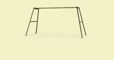 Large Childrens Swingset Frame