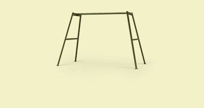 Medium Childrens Swingset Frame