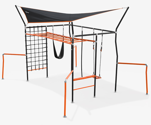 Vuly Play Family Quest Climbing Frame