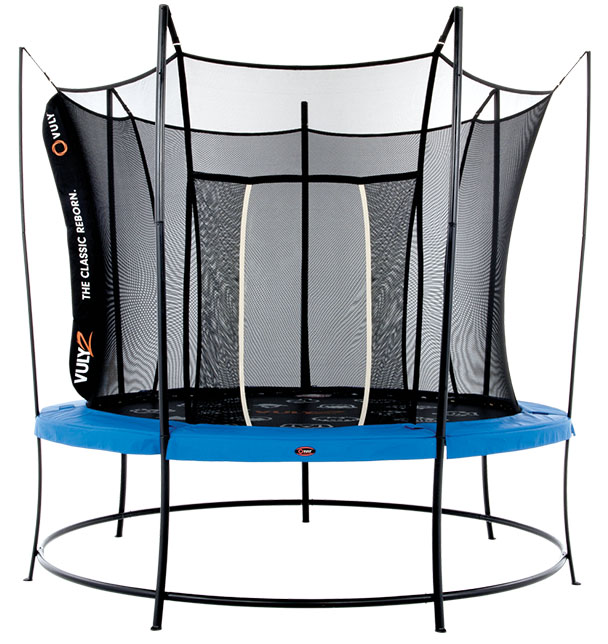 Customer reviews of the Vuly2 trampoline.