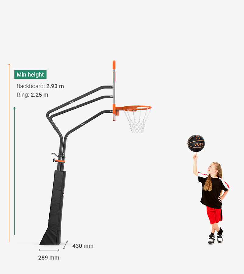 Customise hoop for serious players.