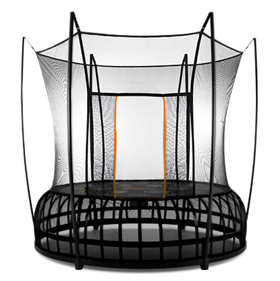 Try the bounce that revolutionised springless trampolines.