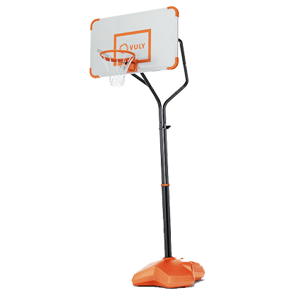 Try the Slam Pro Basketball Hoop