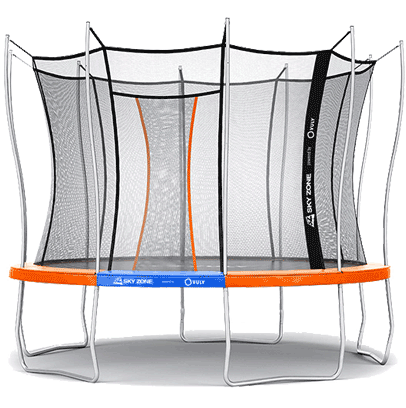 Vuly continues to set the standard with the Skyzone trampoline.