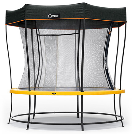Lift 2 Trampoline with Shade Cover