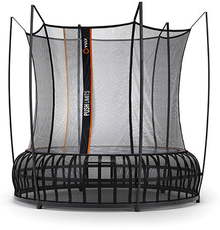 The Thunder Pro trampoline