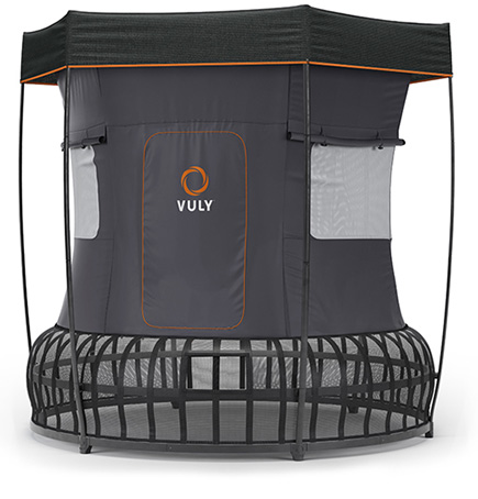 Thunder Pro Trampoline with Bundle