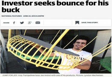 Investor seeks bounce for his buck