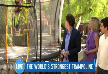 Vuly Trampolines at STUDIO 10