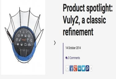 Product Spotlight: Vuly2, a classic refinement