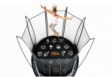 Award-winning Thunder Trampoline heads to the US