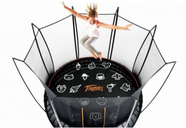 Vuly's Thunder trampoline bounces into UK