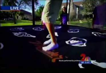 Vuly Trampolines on CNBC news Alaska!