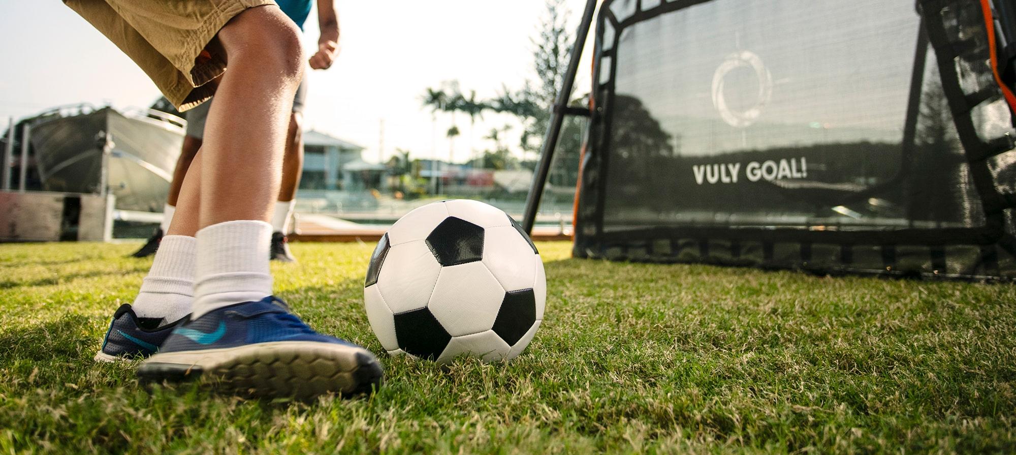 Vuly Soccer Goal