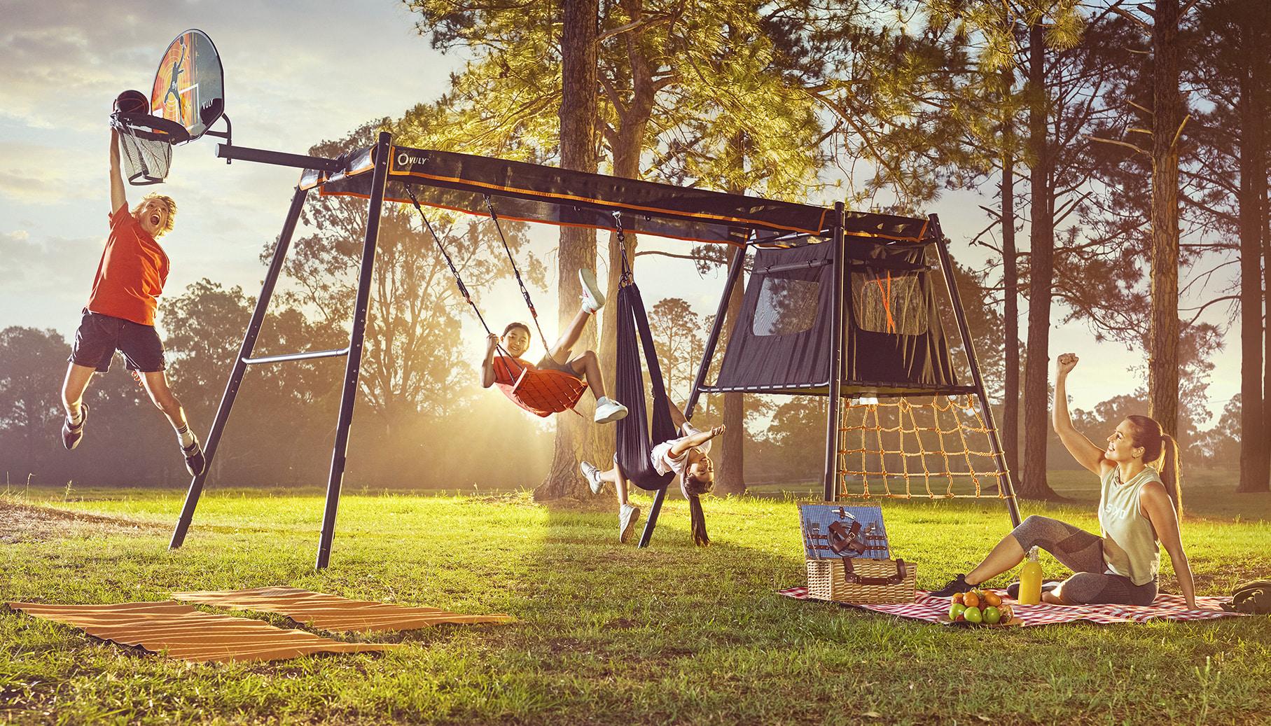 360 Yoga Swing