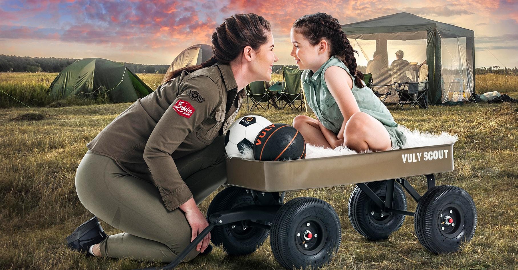 Scout wagon