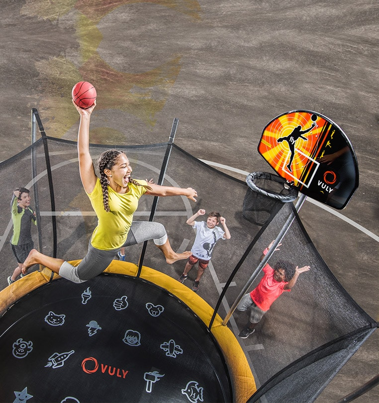 Buy A Trampoline & Play Equipment