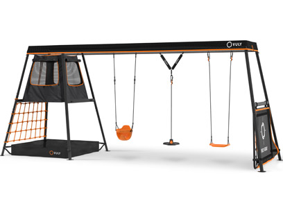 Children's outdoor playsets