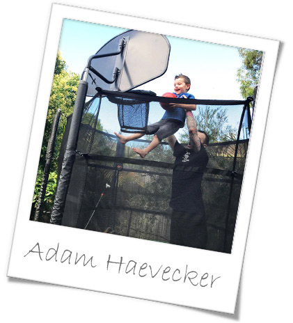 Adam's recent Thunder Summer Trampoline review