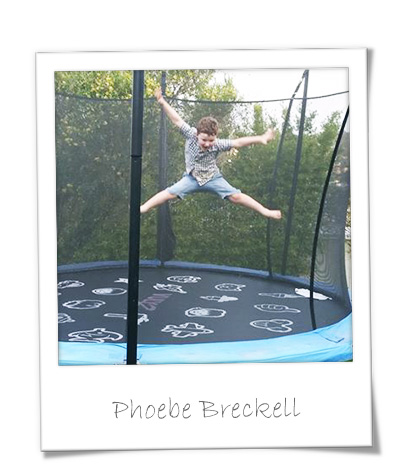 Read Phoebe's product review of the Lift Pro Trampoline