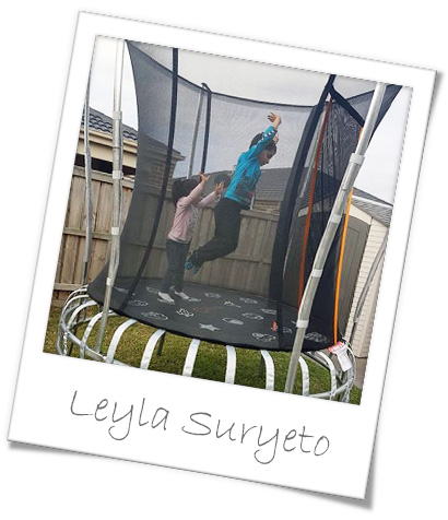 Read Leyla's Thunder Trampoline review.