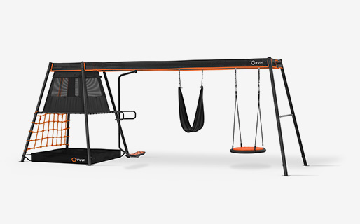 Max C3 +3 swings (spin,yoga,nest) with sping, yoga and nest swings