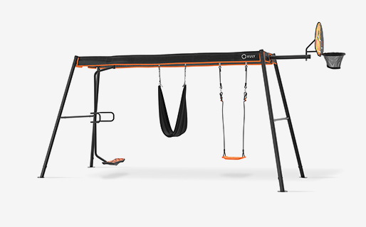Large Max with spin, seat and yoga swings